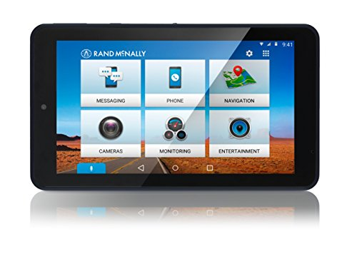 Rand McNally OverDryve 7C Connected Car Tablet, 7