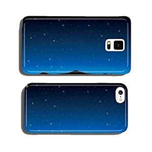 Night landscape cell phone cover case iPhone5