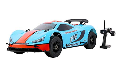 MZL Car 4x4 Fast Race Remote 1:5 Super Running 36cc Four-Point Fixed Gasoline Engine Adult Toys(LxWxH: ()