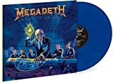 Rust In Peace (Exclusive Limited Edition Blue Translucent Vinyl)