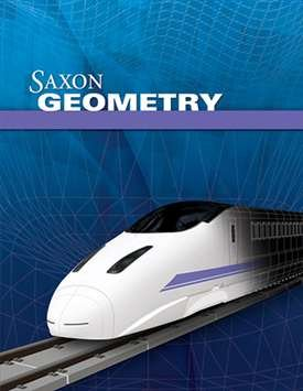 * COMPLETE HOMESCHOOL KIT GEOMETRY WITH SOLUTIONS MANUAL 1ST EDITION - SX-9781600329760 by Educational Toys USA
