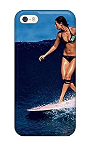 Hard Plastic For Ipod Touch 4 Phone Case Cover Back Cover,hot Surfing Girls Case At Perfect Diy
