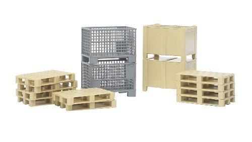 Bruder Logistics Set by Bruder [Toy]