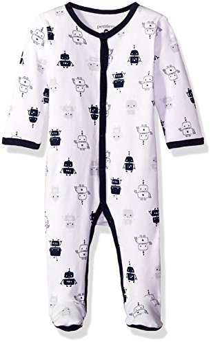 Baby Footed Sleeper, Premium Pajamas Available in Multiple Styles