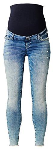 Azul Supermom Skinny C306 OTB vaqueros circunstancia Vaqueros de Mujer Azul Azul Denim FqxOrF