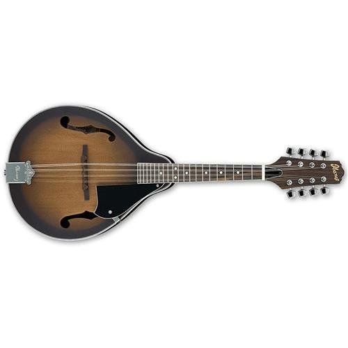 Vintage Stringed Instruments - Ibanez M510OVS Acoustic Mandolin in Vintage Sunburst