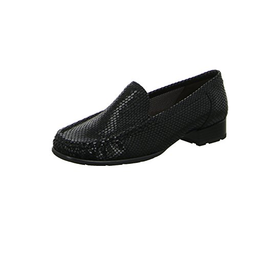 Jenny zwarte zwarte comfortabele comfortabele mocassin Black mocassin Black Jenny 75nqTw