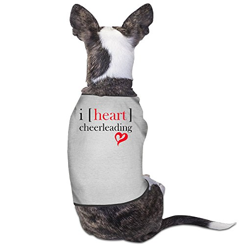 [I Heart Cheerleading Dog-coats Dog Sweatshirts Dog Coats For Pet] (Monster High Wisp Costume)