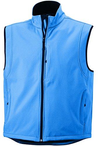 Softshell Men's A Vest Membrana In Gilé Strati Funzionale Aqua Tessuto Tre p806R