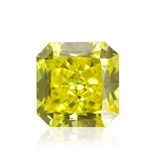 0.61 Ct Radiant Diamond - 1
