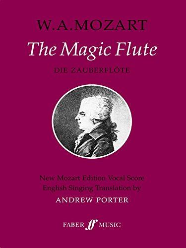 - The Magic Flute: Vocal Score (Faber Edition)
