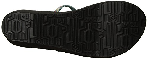 atlantic 2 north agave Mush Women's Teva Wedge Ola Sandal Mandalyn OP7qzpx
