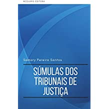 Súmulas DOS Tribunais de Justiça
