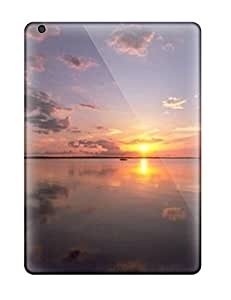 ESSpIVy417HXZUI Barbara Anthony Sunsets S Feeling Ipad Air On Your Style Birthday Gift Cover Case by Maris's Diary