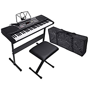 LAGRIMA Electric Piano Keyboard 61 key