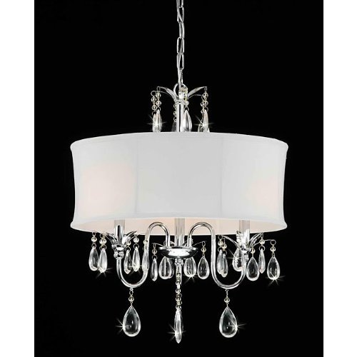 Melissa Crystal Chandelier by Warehouse of
