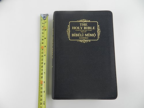- Bilingual & Parallel Holy Bible - Yoruba & English by BeaulahLand Publishers (2005-01-01)