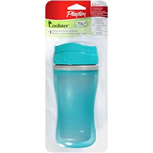 Playtex Playtex Coolster Tumbler Sippy Cup 10 oz - Colors and Designs May Vary (Discontinued by Manufacturer)