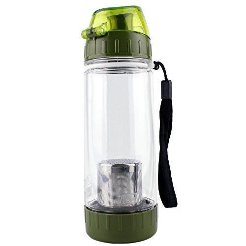 Green Logo Bottle Stopper - 9