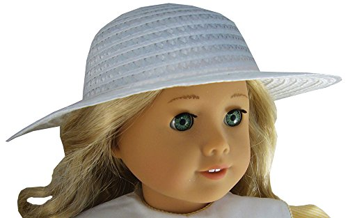 Doll straw hat 4