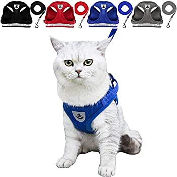 Leashes Analytical Hands Free Dog Leash Collar Puppy Dog Harness Leashdog Harness For Dogs Escape Proof Cat Harness Padded Vest With Leash Home & Garden