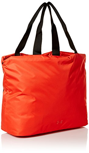 Under Armour Women's Favorite Graphic Tote, Radio Red (890)/Black, One Size