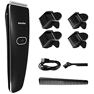 Hair Clipper Cordless Beard Trimmer Hair Cutting Machine