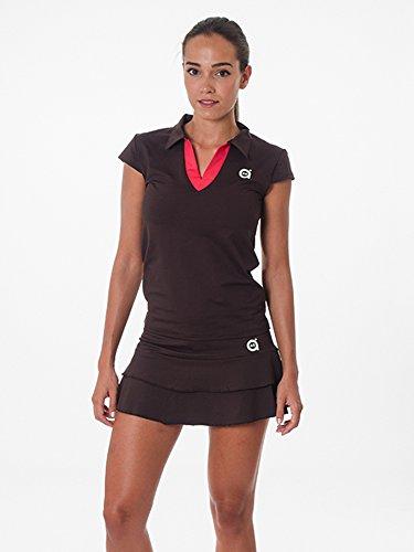 negro Sport Polo negro A40grados para Picasso Style mujer 87xwqP04