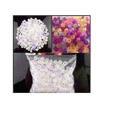 100 Couleur Changeante Perles Loom UV
