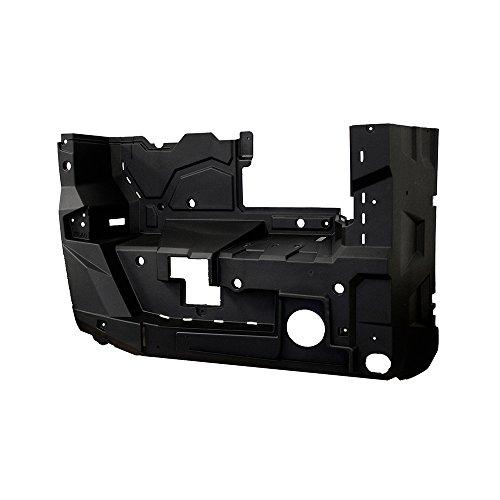 Polaris New OEM Black RZR XP Turbo/1000 Passenger Rear Storage Bed Box, 5454270