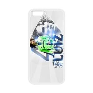 David Luiz iPhone 6 4.7 Inch Cell Phone Case White gife pp001_9320909