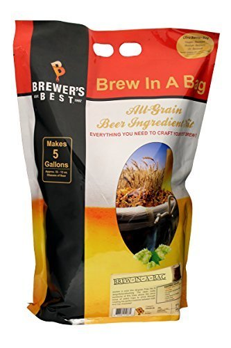 Brewer's Best Brew In A Bag: American Pale Ale 5 Gallon Recipe Kit by Brewer's Best -