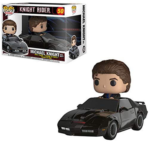 FUNKO Knight Rider Figura de coleccion, Multicolor, 32721