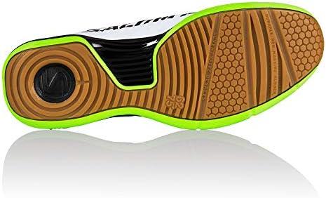 メンズ Viper 5 スポーツ インドア コートトレーナー US サイズ: 7.5 カラー: ホワイト