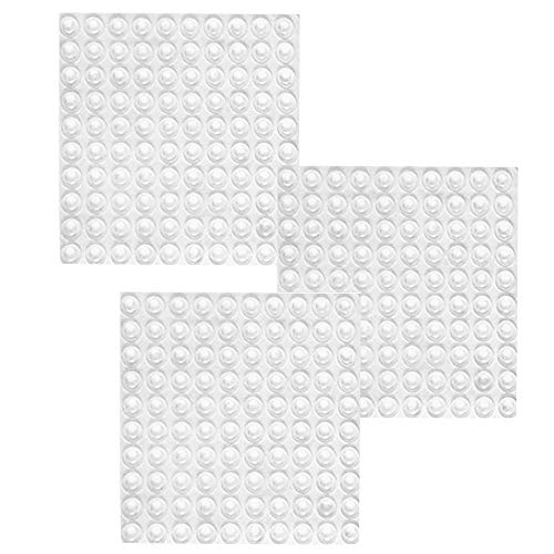 a0f5d96b46a Galleon - SBYURE 300 Pieces Clear Rubber Feet Bumpers Pads