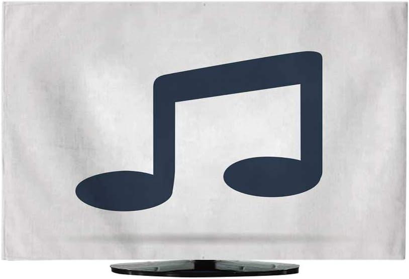Miki Da Music - Icono Sencillo (Fondo Blanco), Color Azul: Amazon ...