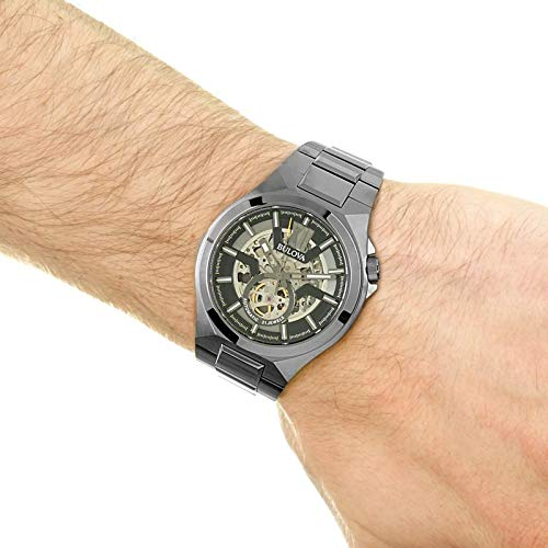 Bulova automatisk klocka 98A179