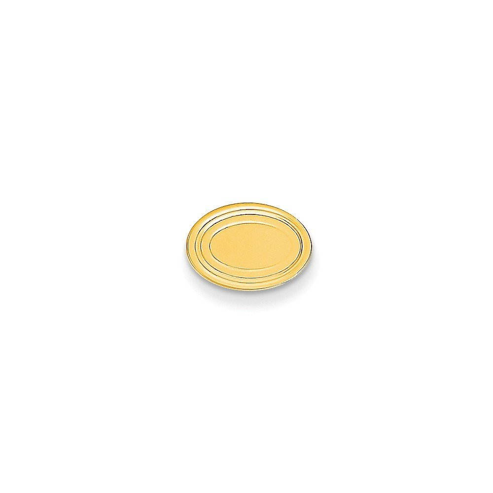 14k Solid Yellow Gold Tie Tac