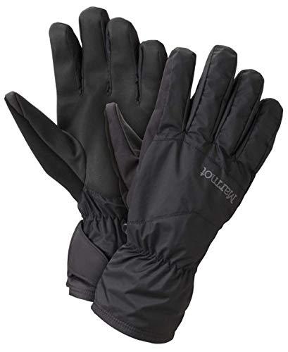Marmot Precip Undercuff Gloves - Mens, Black, Extra Large, - Gloves Marmot Work Mens
