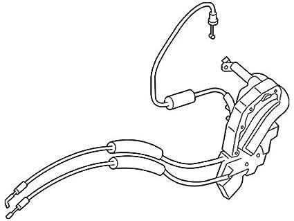 Amazon Com Nissan 80501 Et90a Door Lock Actuator Motor Automotive