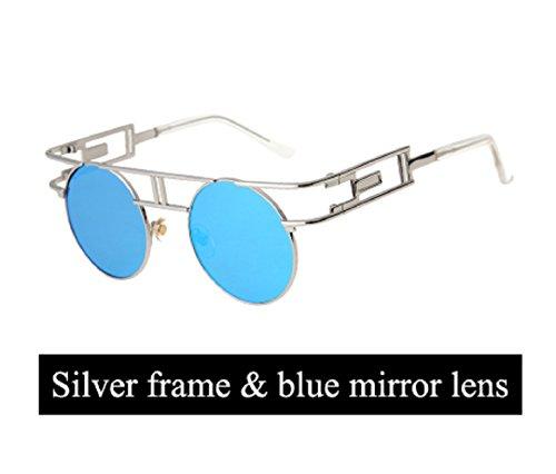 c17d02120dcfd AOFLY Fashion Metal Frame Steampunk Sunglasses Women Brand Designer Unique  Men Gothic Sun glasses Vintage Oculos De Sol Feminino - Buy Online in  Kuwait.