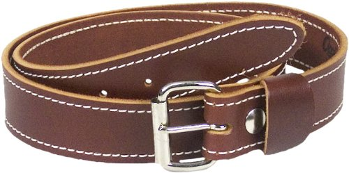 - Occidental Leather 5008 M 1-1/2-Inch Thick Leather Working Man's Pant Belt, Medium