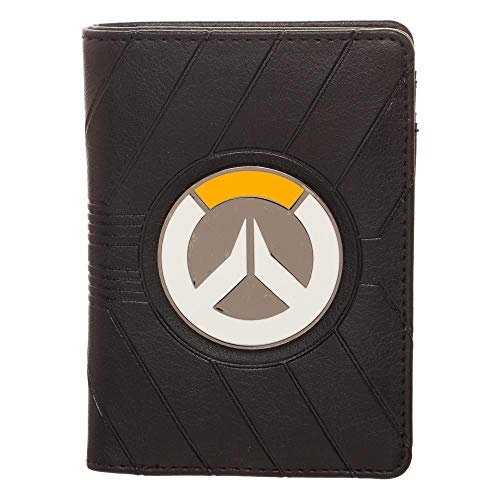 Overwatch Wallet Overwatch Accessory Overwatch Gift for Gamers Video Game Wallet (Overwatch Game Of The Year Edition Upgrade)