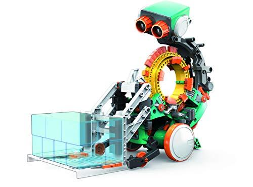 417fEEWaVIL - Elenco Teach Tech Mech-5   Programmable Mechanical Robot Coding Kit   STEM Educational Toys for Kids 10+