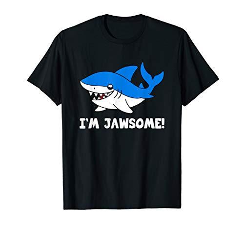 Jawsome T-shirt - Cute Shark T-Shirt Im Jawsome