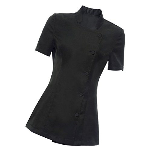 Baoblade Baoblaze Uniforme Camiseta de Mujer de SPA de Terapeuta de Masaje de Túnica de Estética de Salon de Belleza -...