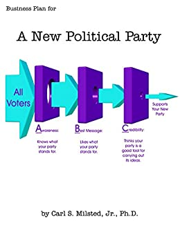 Business Plan for a New Political Party by [Milsted Jr., Carl]