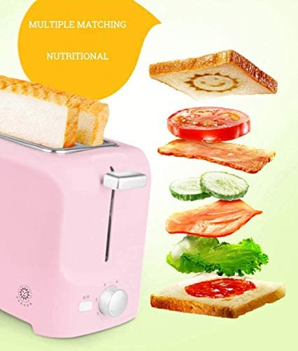 JYDQB Grille-Pain 2 tranches, élargissement de la au Four, décongélation/dégel, for Bagels, Pains spéciaux et Autres pâtisseries
