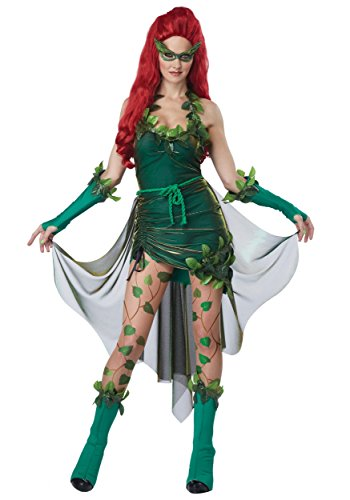 California Collection Lethal Beauty Poison Plus Size Costume]()
