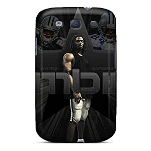 Best Hard Cell-phone Cases For Samsung Galaxy S3 (bWb19435nufs) Support Personal Customs High Resolution Dallas Cowboys Skin